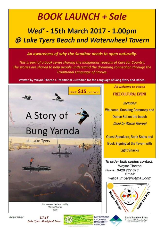 A Story of Bung Yarnda by Wayne Thorpe