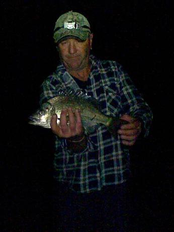 Good Bream catch at Lake Tyers