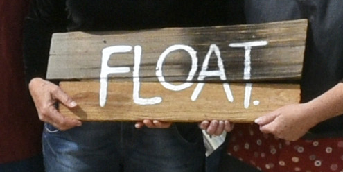 FLOAT, an Arts Project, Small Towns Transformation