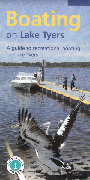 Boating at Lake Tyers by Gippsland Ports