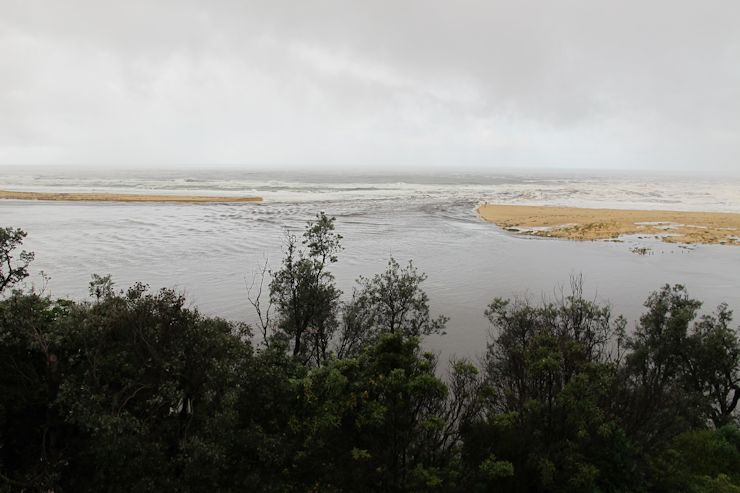 Lake Tyers opening 2013 Jun 18 7:30am