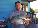 Trevally at Lake Tyers 2011